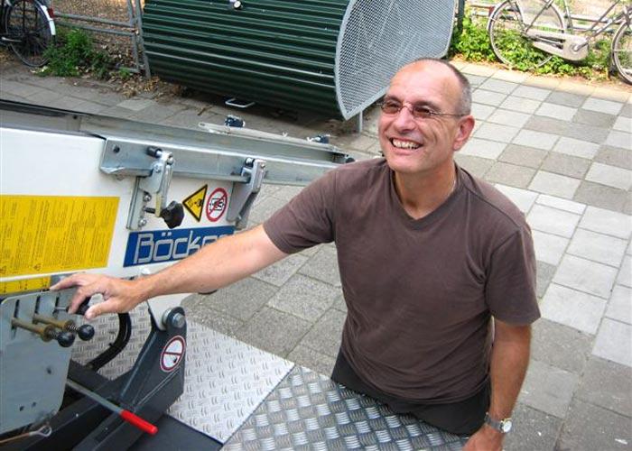 Fred Geerlof - Verhuizer in Rotterdam